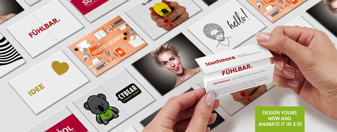 The coolest NEW Business Card on the Planet