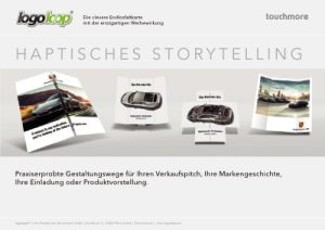 logoloop Haptisches Storytelling